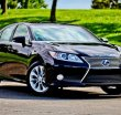 LEXUS ES HYBRID. The 15 Best Luxury Hybrids. Nr 7.