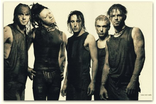 NINE INCH NAILS. The essays on these singers, producers and musicians.